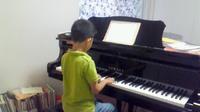 ピアノ、面白いね~♪