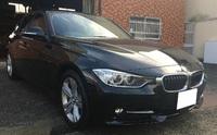 BMW3セダン 1台分施工 IR15