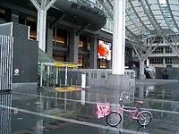 ピンクチャリ博多駅へ2(前編)
