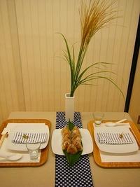 大切な人に作ってあげたい 野菜のテーブル。