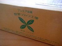 珍しい野菜・くだものが届きました。