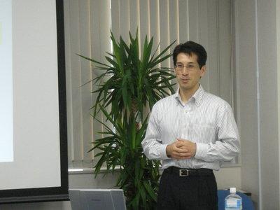 講演「社員の能力の引き出し方」
