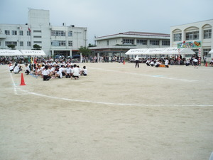 特別支援学校 運動会