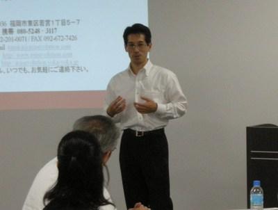 ふくおかフィナンシャルグループ(福岡銀行、熊本ファミリー銀行、親和銀行)コーチングの1日セミナー