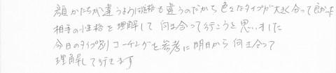 福岡 タイプ別 コーチング セミナー DiSC