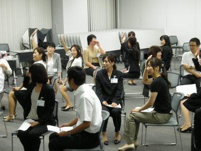 福岡銀行 コーチングセミナー