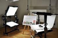スタジオで写真を撮ってみませんか