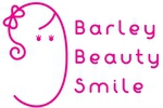 barley beauty smile