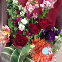 花束と祈り