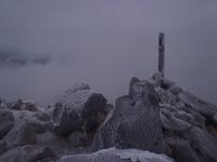 久住・雪山#2