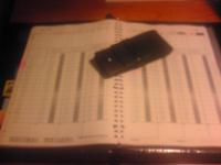 2010年手帳
