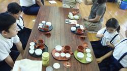 お茶の淹れ方教室