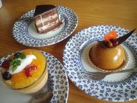 ベルエキプのケーキたち☆