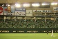 東京ドームは盛り上がりました!
