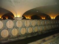 ワイン樽工場