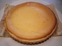 甘夏のチーズタルト
