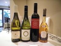 ワイン会レポート 2012年9月