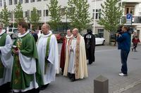 ダースベーダー司教になる・・・?
