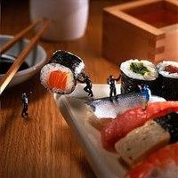 食べ物とミニチュアの新しい世界観!写真家井田晃子夫婦は優しい