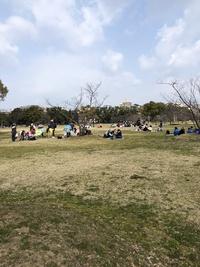 小学生遠足in大濠公園