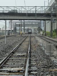 羽犬塚駅にななつ星が復活。