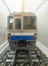 福岡市交通局で市営地下鉄1/30模型を発見♪