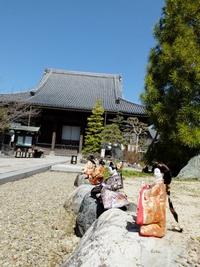 西方寺のお雛様