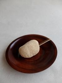 菓子処きくやの木の芽餅。