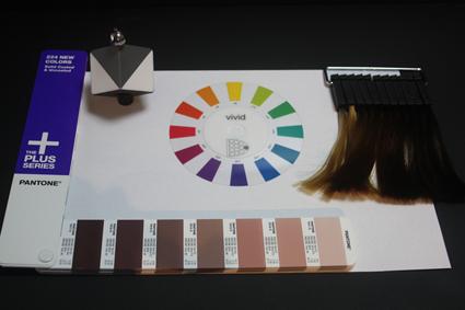 カラー診断画像福岡