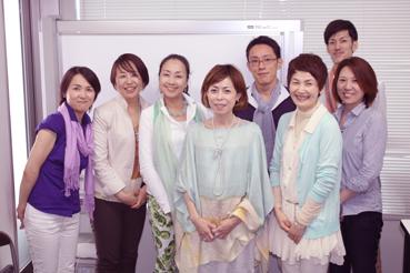 カラーコンサルタント福岡画像
