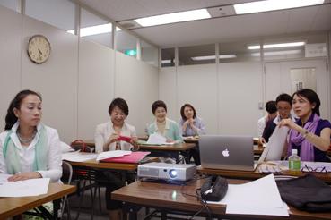 カラーコンサルタント九州画像