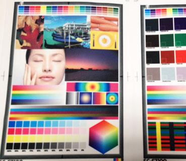 インクジェット印刷画像
