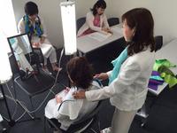 今年最後の男性カラー診断11月27日博多区NHK文化センター会場