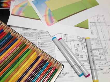 色彩計画画像福岡