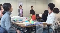 福岡天神で2016年第一回目の色彩心理ワークショップ