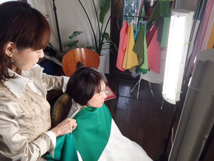 標準光カラー診断長崎2017