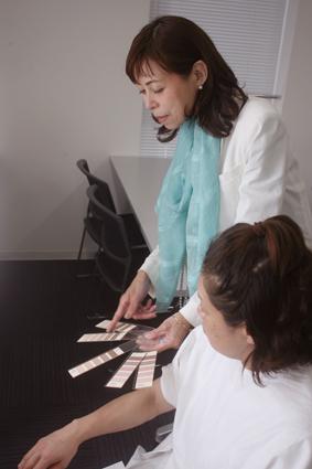 標準光カラー診断
