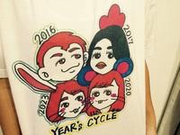 オリジナルTシャツ♪