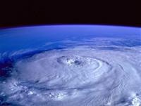 台風予報で臨時休校