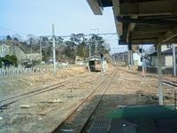 仙石線野蒜駅は変わってませんでした。