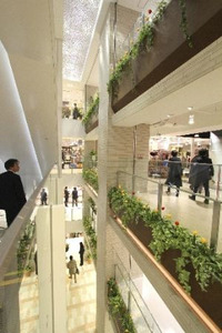 19日開業の『福岡PARCO』、集客目標は年1000万人