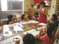 夏休みKIDS教室in OLive HOUSE