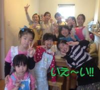 KIDSお菓子づくり教室♪