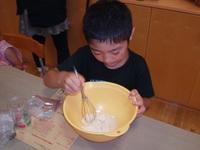 ♪親子お菓子教室♪