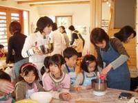 親子お菓子作り教室