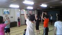 長野支部より「ゆる体操講座」