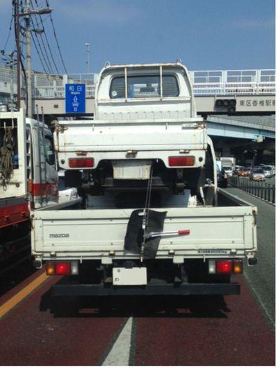 トラック運搬