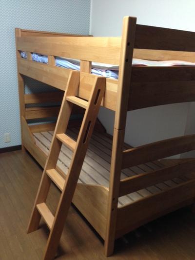 堀田木工 二段ベッド