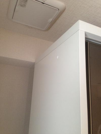 キッチンボード 高さ