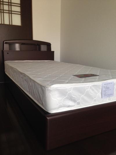 ティアナ シングルベッド